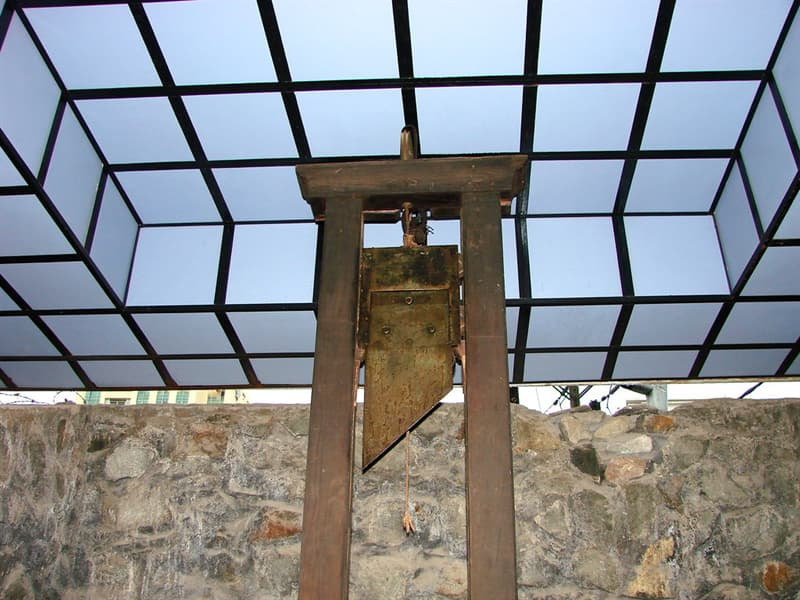 History Trivia Question: How did the Guillotine get its name?