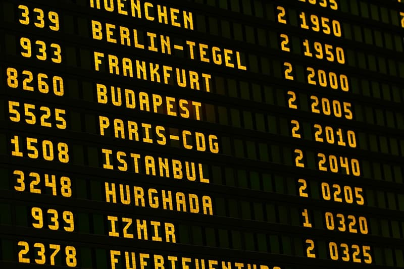 Society Trivia Question: In April and May 2010 flights into and out of European airspace were heavily disrupted. What was the cause?