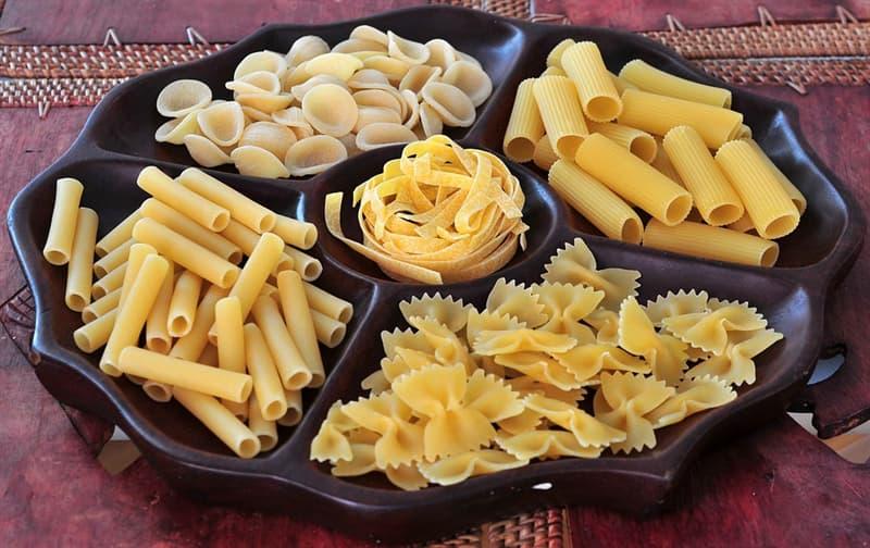 Kultur Wissensfrage: Welche Form hat die italienische Pasta Conchiglie?