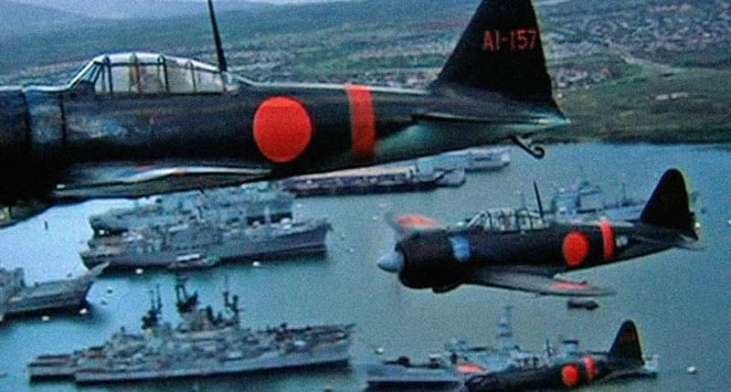 History Trivia Question: In preparing for the Dec 7, 1941 attack on Pearl Harbor, the Japanese Navy studied closely a similar  operation carried out by ...whom?
