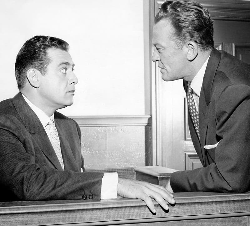 Movies & TV Trivia Question: In the TV courtroom drama, how many times did DA Hamilton Burger win a case against Perry Mason?