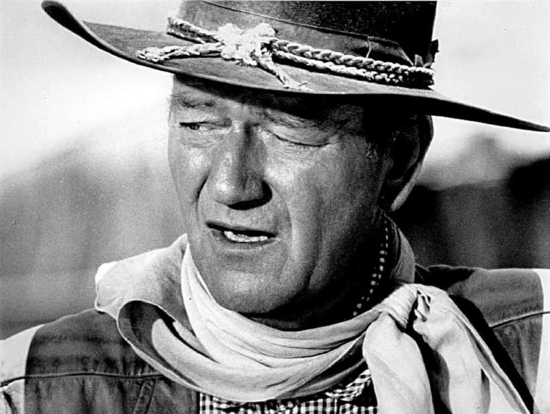 Society Trivia Question: John Wayne died on June 11, 1979, at the UCLA Medical Center, the cause of death was?
