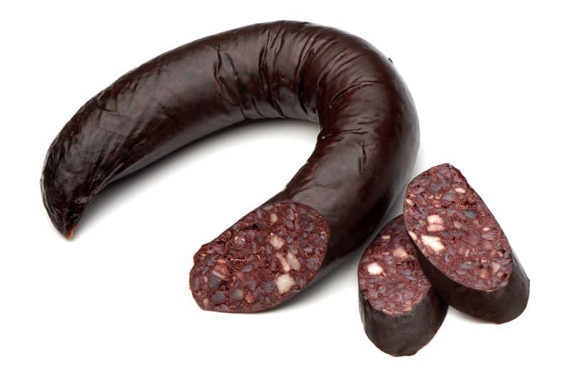 Культура Вопрос: Как называется испанская кровяная колбаса?