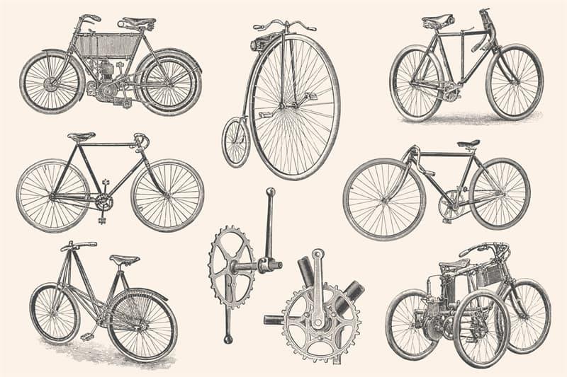 История Вопрос: Кто из перечисленных персон создал и запатентовал первое практически используемое двухколесное самоходное средство, явившееся прообразом современного велосипеда?