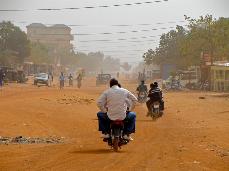 Geography Trivia Question: Ouagadougou is the capital of which African country?