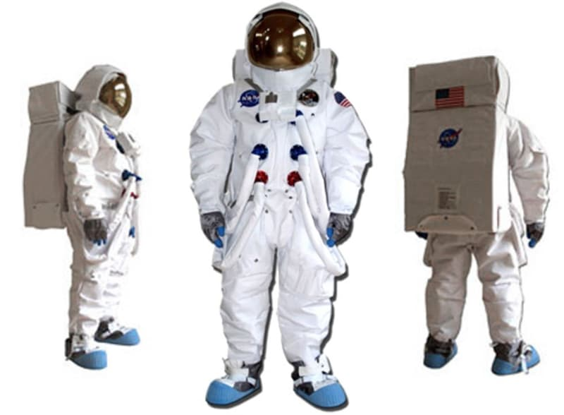 History Trivia Question: Who designed and built the Apollo program space suits?