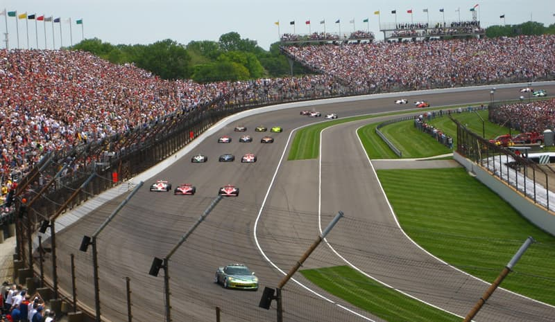 Sport Trivia Question: The first Indianapolis 500 was run in 1911 but celebrates its 100th running in 2016, Why ?