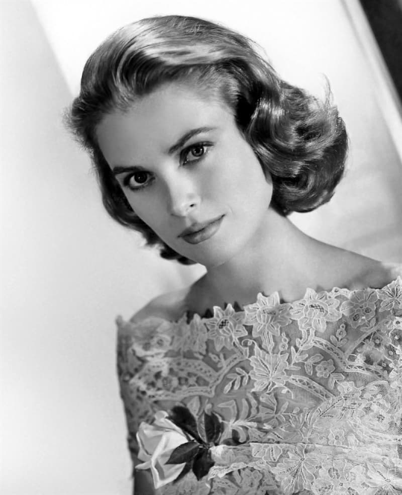Movies & TV Trivia Question: What is the middle name of the American actress Grace Kelly?