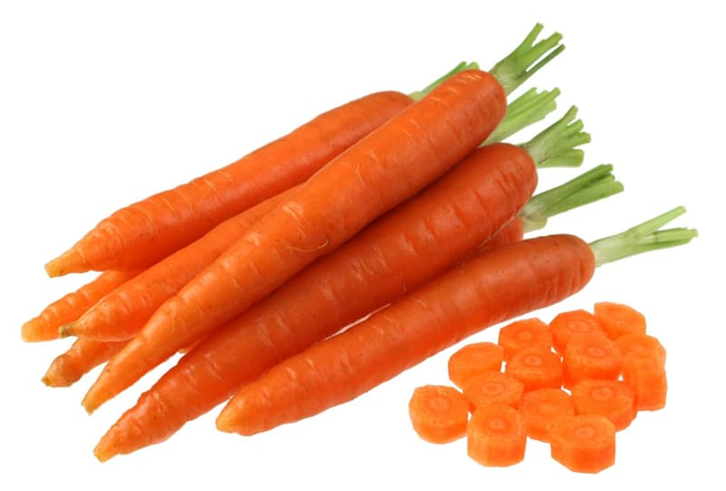 History Trivia Question: What is the reason carrots are orange?