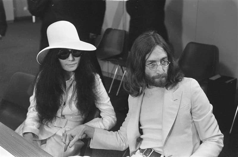 Society Trivia Question: What was John Lennon's middle name before it was changed to Ono?