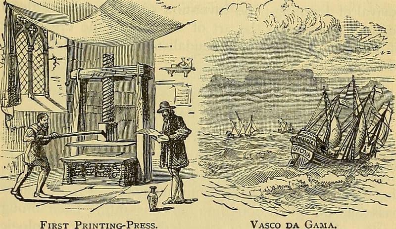 Культура Вопрос: Какая называлась первая печатная книга на английском языке?