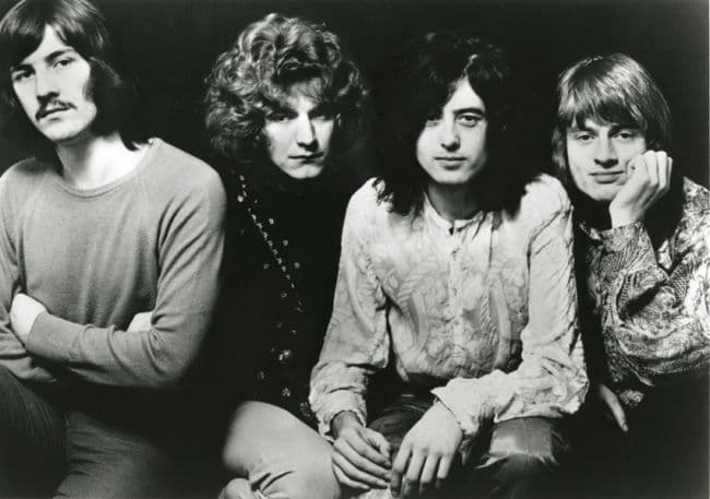 Culture Trivia Question: What year did the rock group Led Zeppelin first tour the United States?