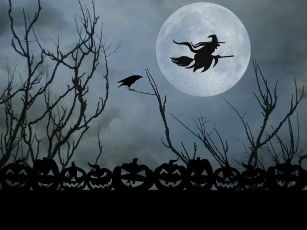 Science Trivia Question: What year will the next full moon appear on Halloween?