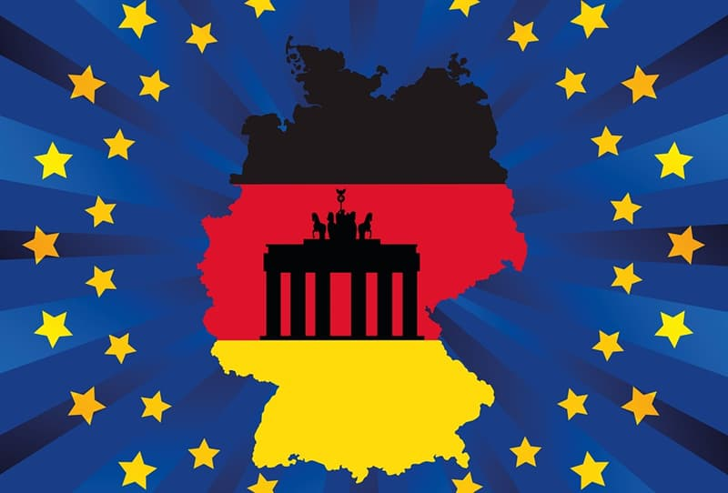 History Trivia Question: When did the countries of East Germany and West Germany officially reunite to form present day Germany?