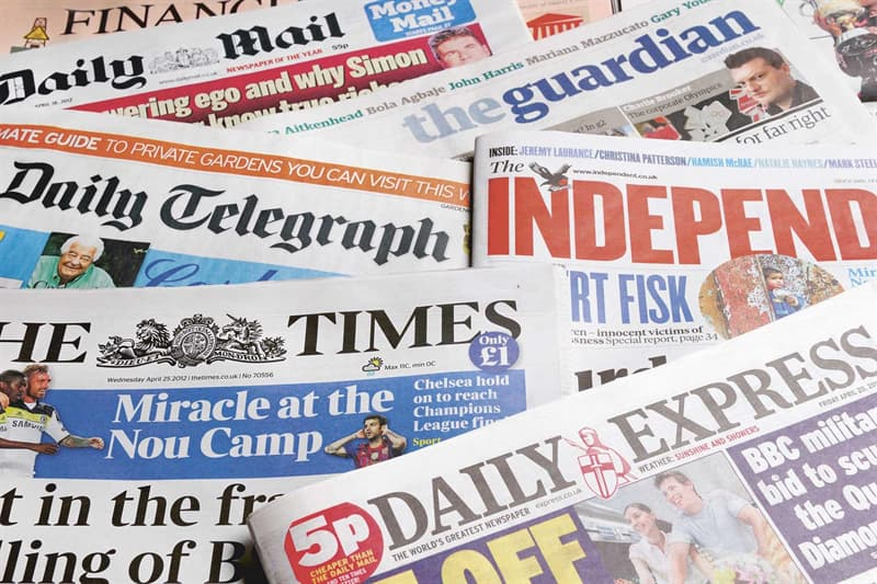 Society Trivia Question: Where is the newspaper company with the world's largest circulation located?