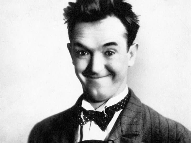 Society Trivia Question: Where was Stan Laurel born?
