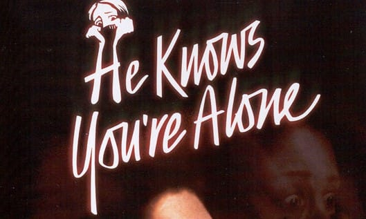 "Movies & TV Trivia Question: Which famous actor had a small role in the 1980 slasher movie ""He Knows you're Alone""?"