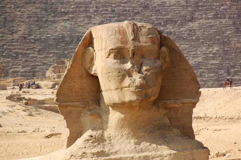 History Trivia Question: Who destroyed the Sphinx's nose?