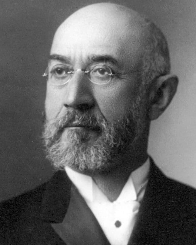 Geschichte Wissensfrage: Wer war Isidor Straus?