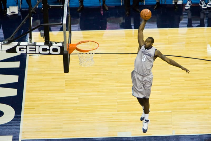 Sport Trivia Question: Who made the first three point goal in the NBA?