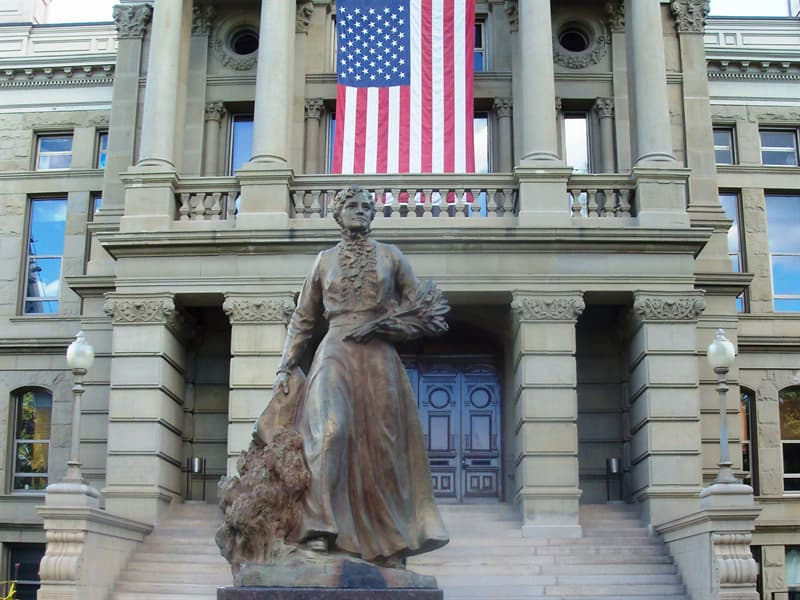 History Trivia Question: Who was appointed as the first female Justice of the Peace in the United States?