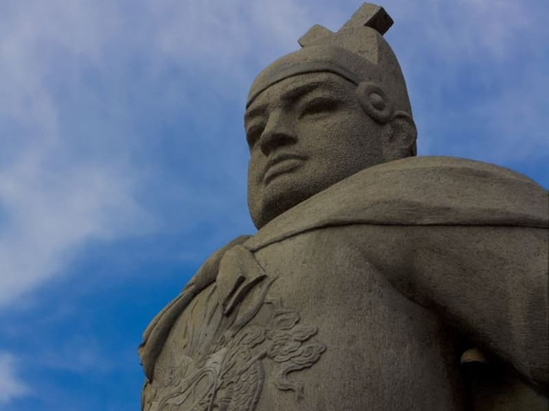 History Trivia Question: Who was Zheng He?