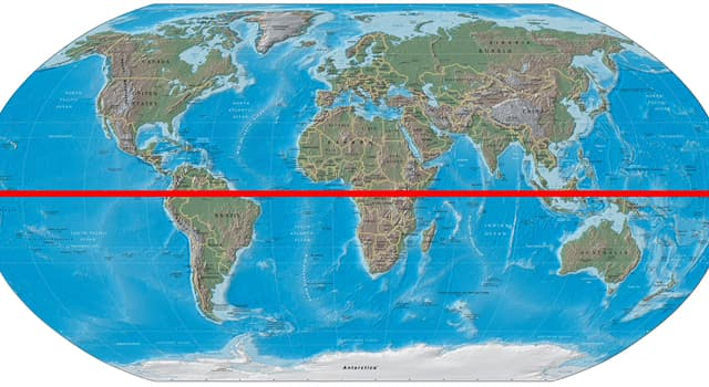 Science Trivia Question: If it were possible to walk around the Equator, how long would it take at normal speed? (No rest breaks!)