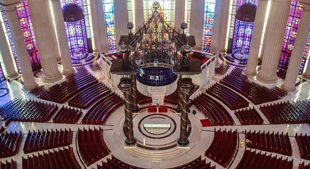 Society Trivia Question: According to the Guinness Book of Records, what is the largest Christian church in the world?