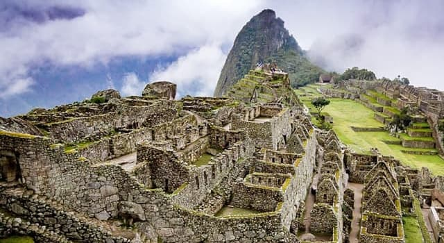 Geography Trivia Question: In which country is Machu Picchu situated ?