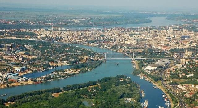 Geography Trivia Question: What is the capital of Serbia?