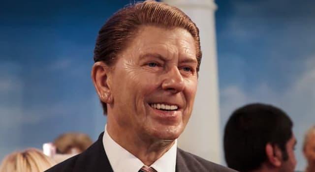 Gesellschaft Wissensfrage: Was waren die Lieblingssüßigkeiten von Präsident Ronald Reagan?