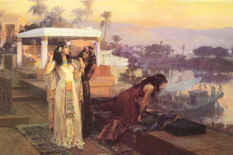 History Trivia Question: What country did Cleopatra rule?