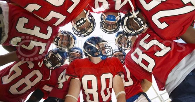 Sport Trivia Question: The football huddle was first used at a college for the deaf, so the players could keep their signing hidden.
