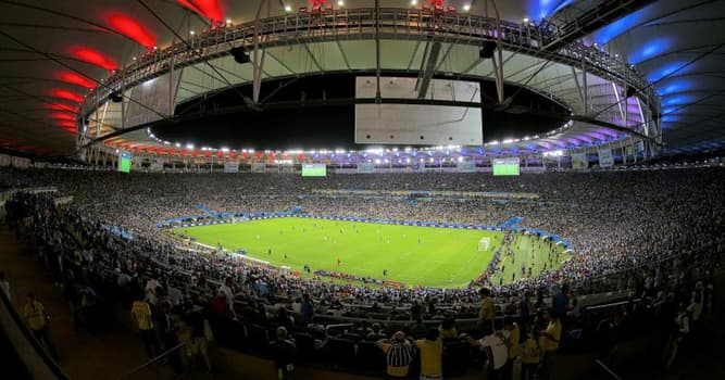Sport Trivia Question: What city designated as a World Heritage Site hosted the 2014 FIFA World Cup Final?