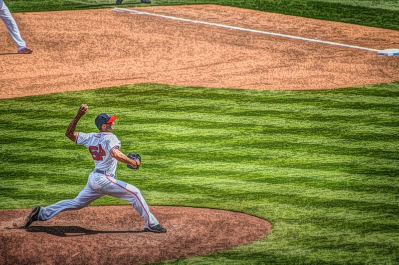 Sport Trivia Question: Which major league baseball player hit the most home runs in his career?