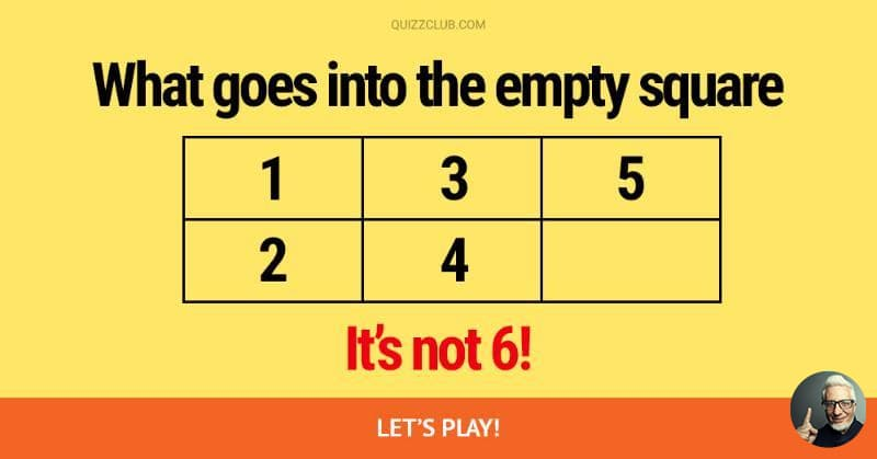 One Simple Puzzle That Has Nothing... | Trivia Quiz ...