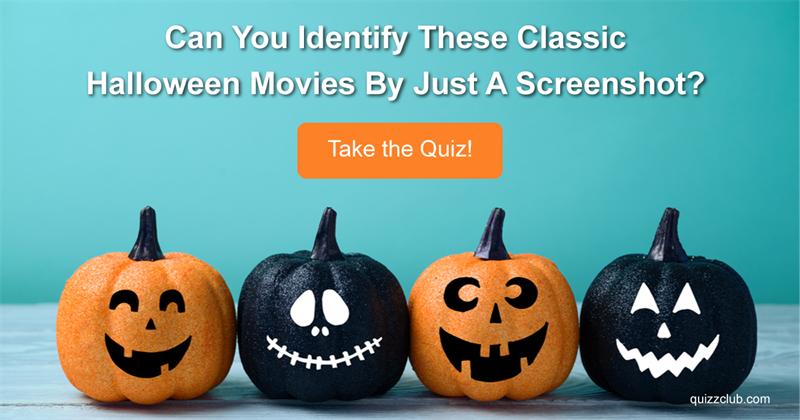 Can You Identify These Classic Halloween Movies By Just A Screenshot?