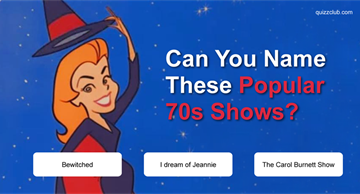 Movies & TV Quiz Test: Can You Name These Popular 70s Shows?