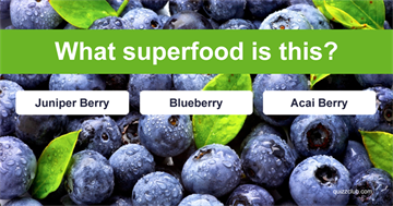 How Many of These Superfoods Have You Tried?