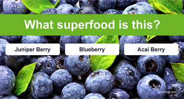 knowledge Quiz Test: How Many of These Superfoods Have You Tried?
