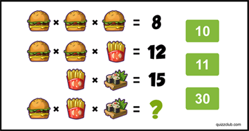 Quiz Test: Advanced math riddles
