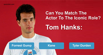 Movies & TV Quiz Test: Can You Match The Actor To The Iconic Role?