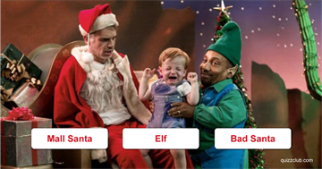 Movies & TV Quiz Test: Can You Name 40 Christmas Movies From A Single Screenshot?
