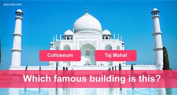 Quiz Test: Can You Name These Famous Buildings?