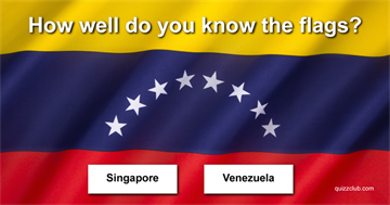 Geography Quiz Test: How Well Do You Know The Flags Of The World?