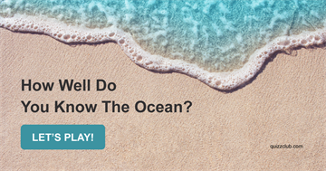 Geography Quiz Test: How Well Do You Know The Ocean?