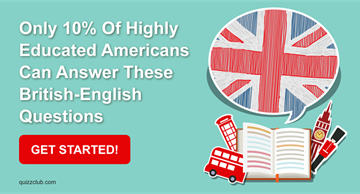 language Quiz Test: Only 10% Of Highly Educated People Can Answer These British-English Questions