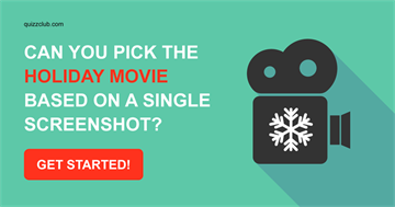 Movies & TV Quiz Test: Only 2 In 55 Americans Can Pick The Holiday Movie Based On A Single Screenshot