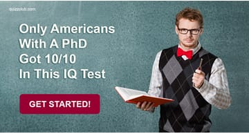 Quiz Test: Only Americans With A PhD Got 10/10 In This IQ Test