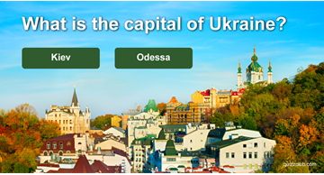 Geography Quiz Test: Only The Smartest People Know The Capitals Of ALL 44 European Countries